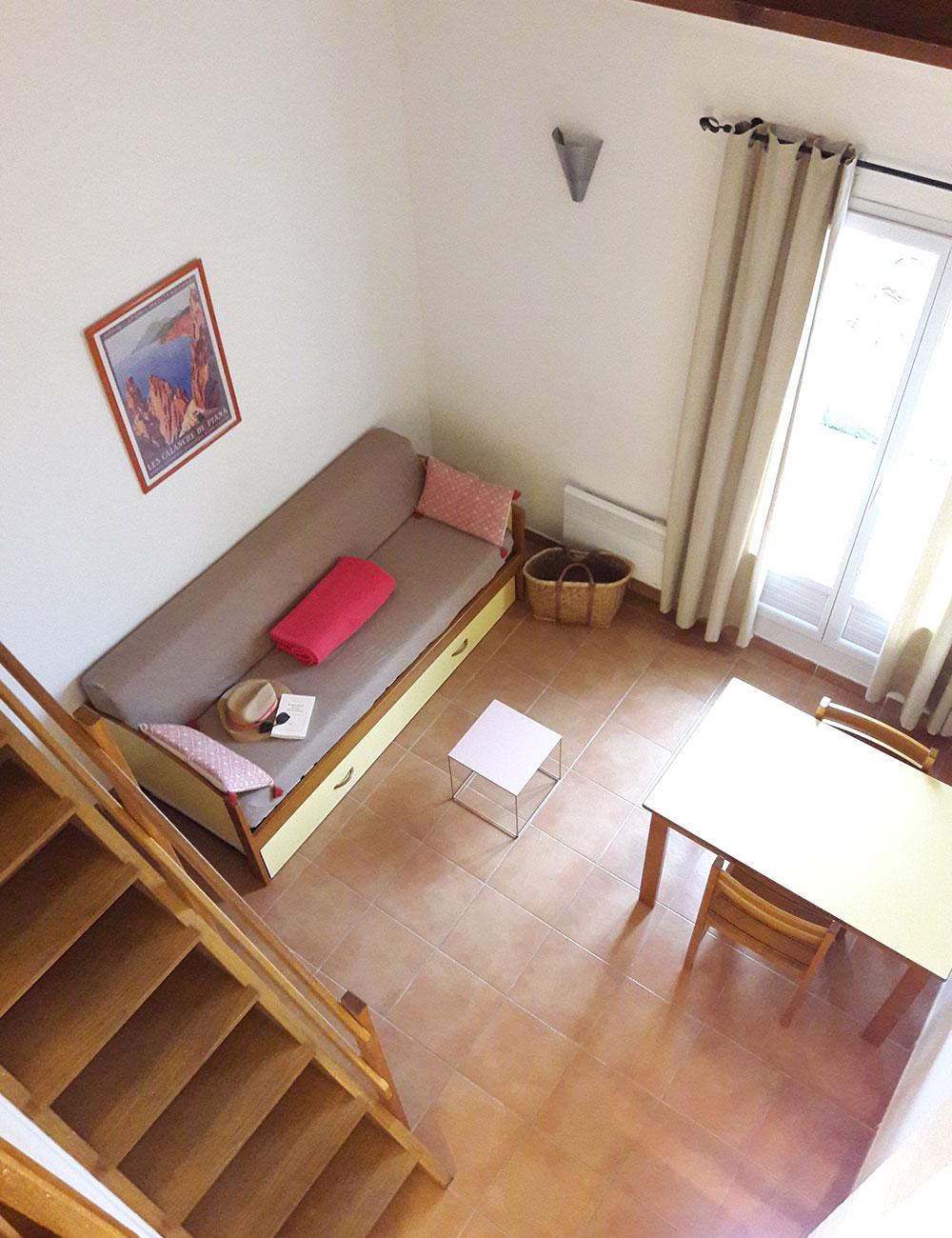 Séjour Appartement 2 personnes