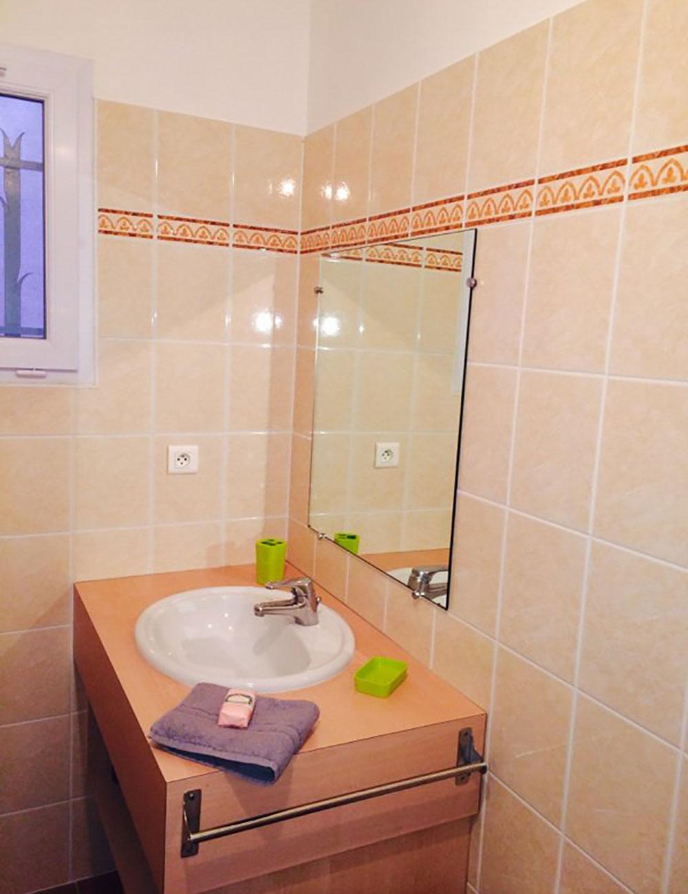 Salle de bain Maison 3-8 personnes