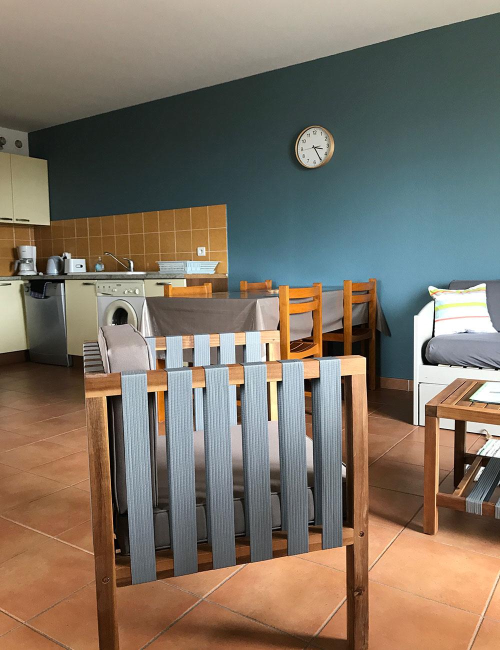 Séjour Appartement 2-6 personnes - 70m²
