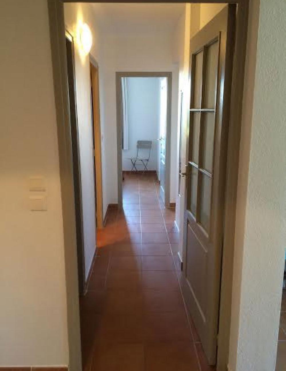 Couloir appartement-65m2