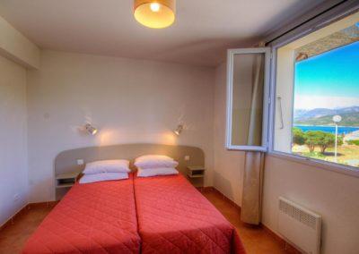 Chambre Appartement 2-6 personnes - 70m²