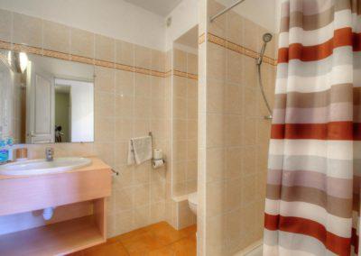 Salle de bain Appartement 2-6 personnes - 70m²