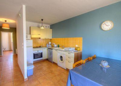 Cuisine Appartement 70m²