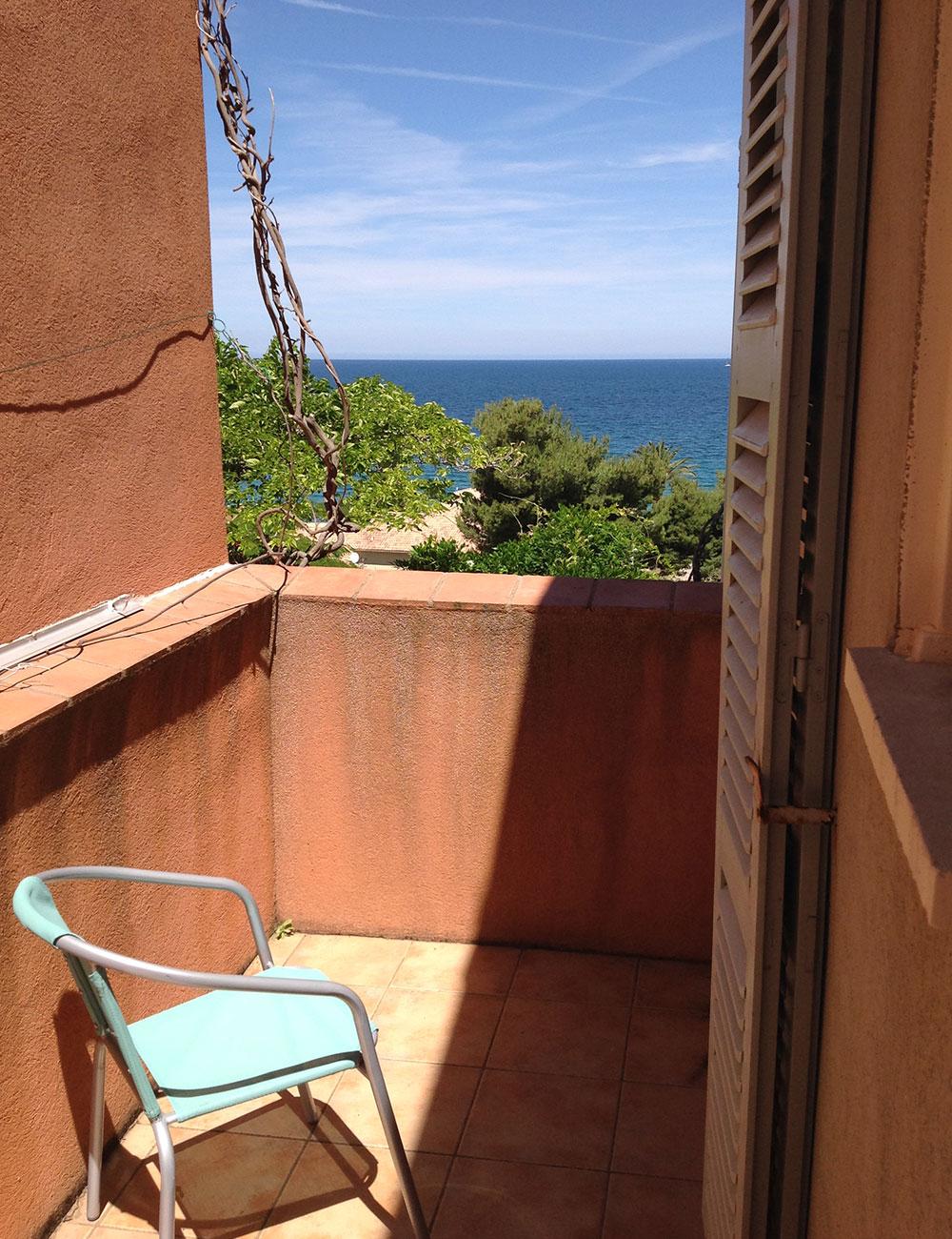 Balcon Maison 2-8-personnes